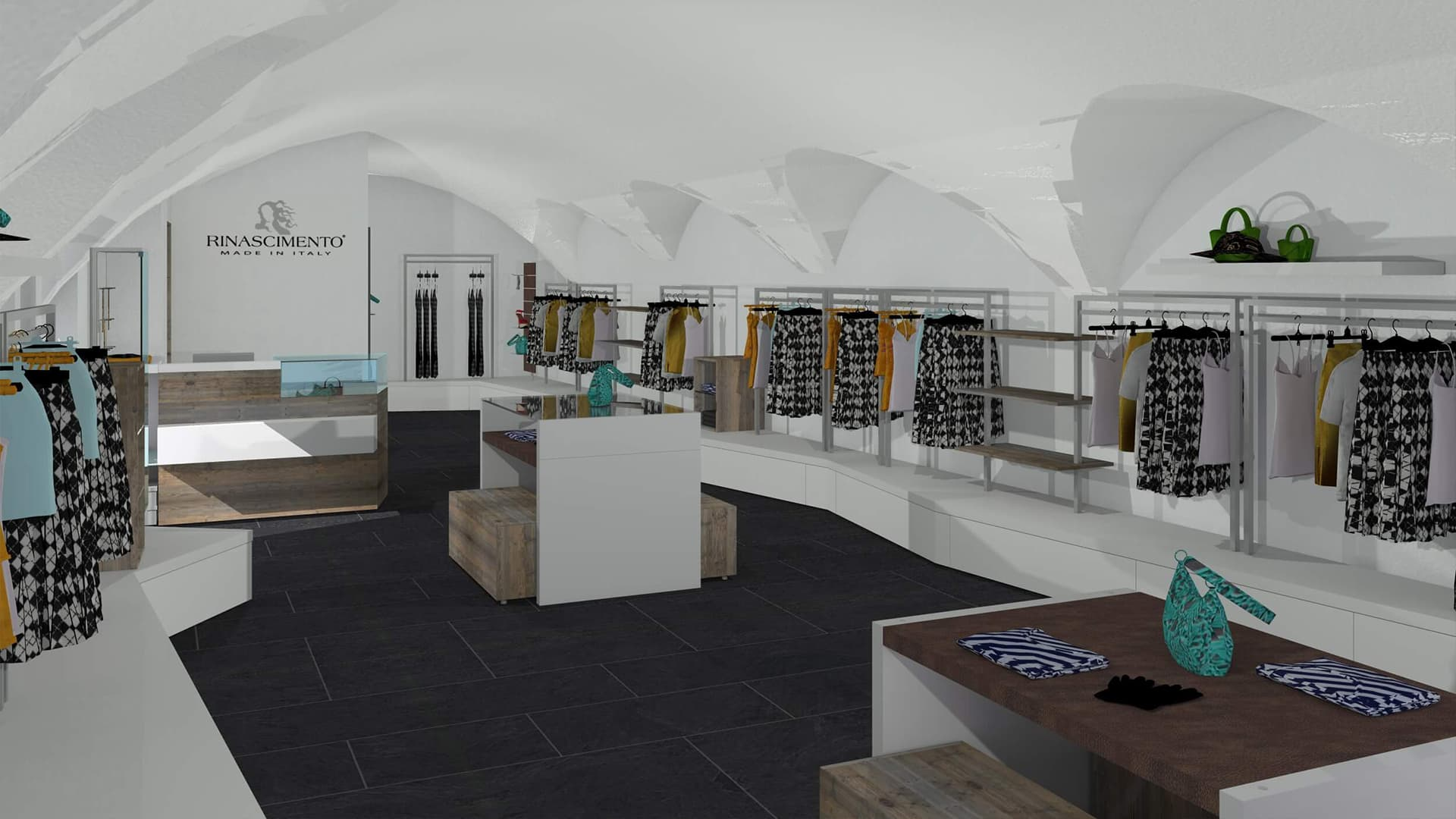Mode Ladenbau Salzburg