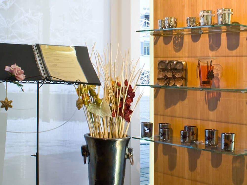 Kosmetik Geschäft Ladenbau Vorarlberg