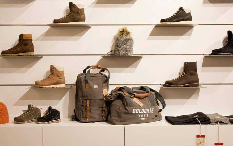 Ladenbau Schuhgeschäfte